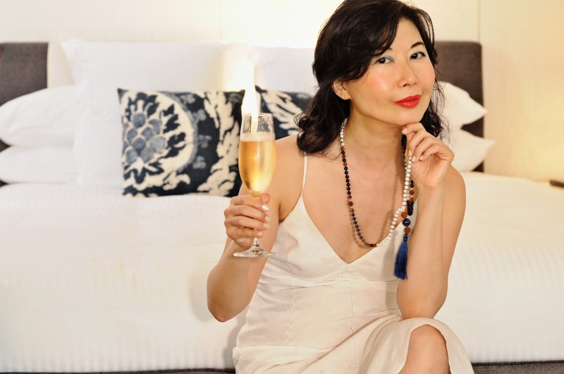 Vivienne Shui, the writer and creative director of White Caviar Life.