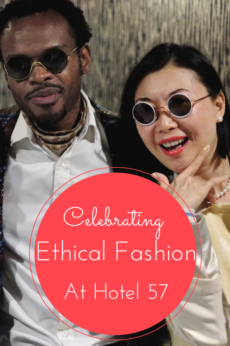 Ethical Fashion event at Hotel 57 in Surry Hills.