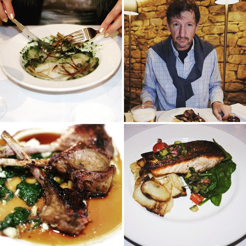 Phatt Duck Dining at Fitzroy Inn