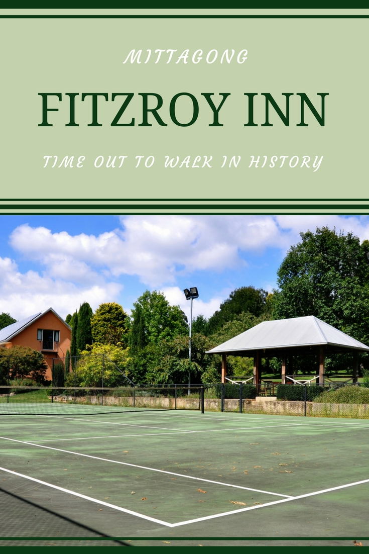 Fitzroy Inn in Mittagong's History Walk review by White Caviar Life.