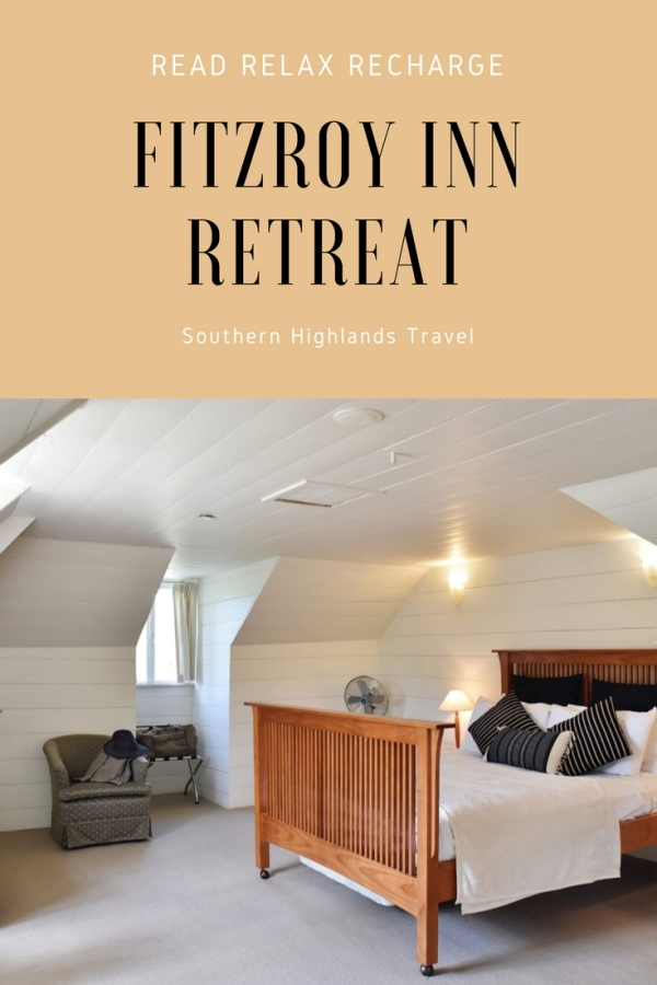 Details reviews of hotel the Fitzroy Inn and travel tips of Bowral and Mittagong.