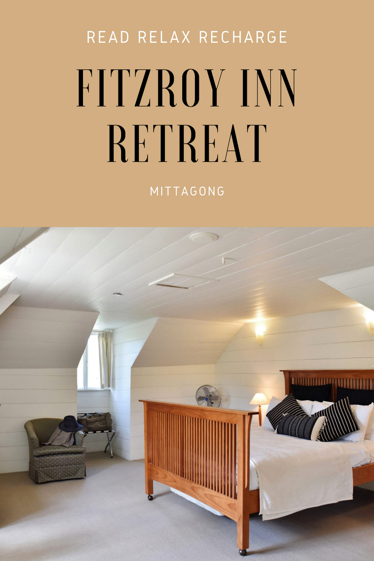 Fitzroy Inn country hotel review by White Caviar Life.