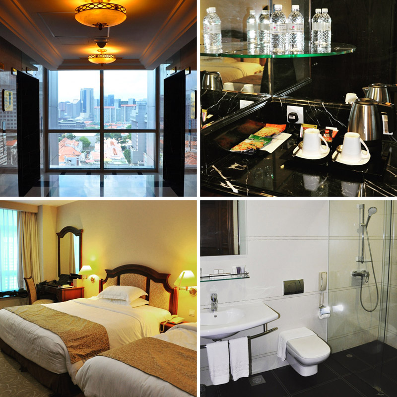 Singapore Orchid Hotel