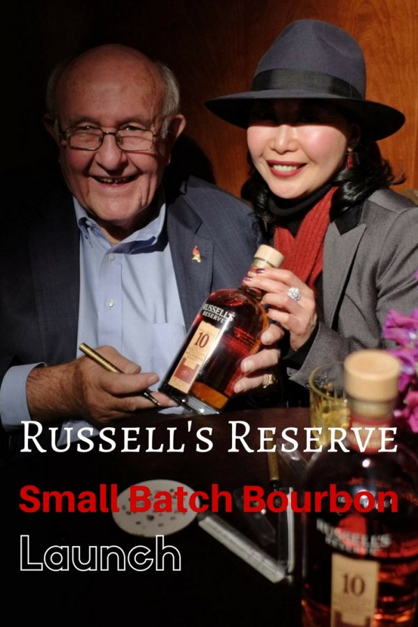 Russell's Reserve Small Batch Bourbon Launch at Four Seasons Hotel, Sydney.