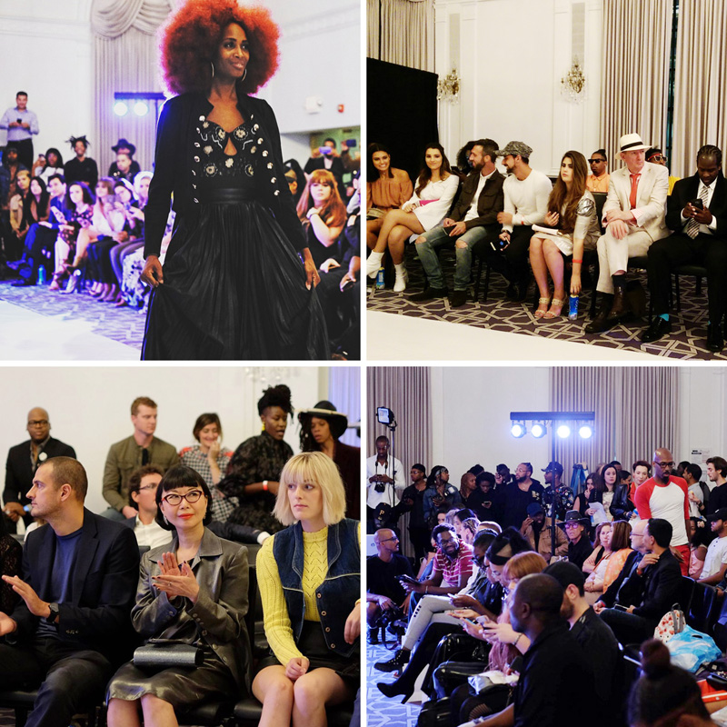 Bracé NYFW at Stewart Hotel NYC.