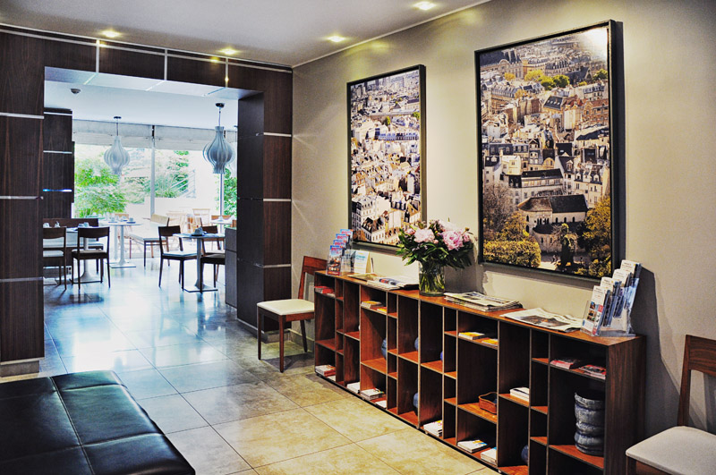 Benefits of staying at hotel les jardins d 39 eiffel in paris for Hotel les jardins paris