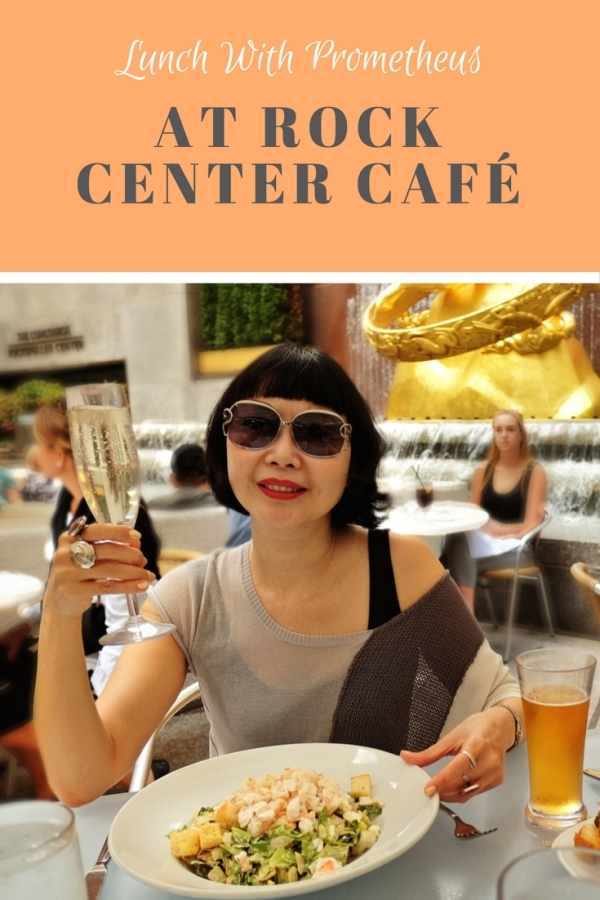 Rock Center Cafe restaurant reviews by White Caviar Life.