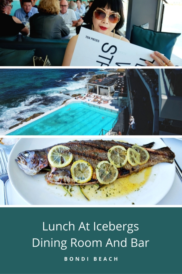 White Caviar Life restaurant review of the Icebergs Dining Room and Bar, Bondi Beach.