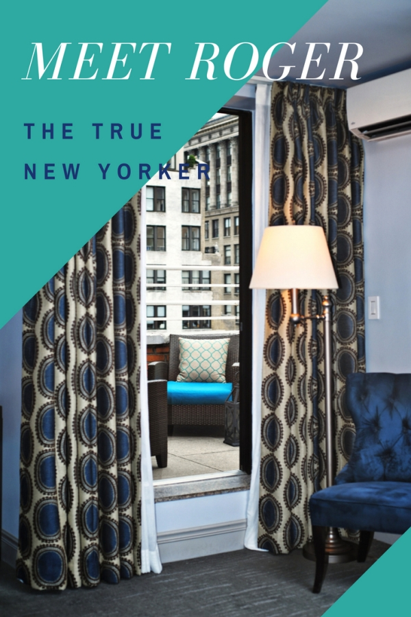 The Roger hotel in NYC, review by White Caviar Life.