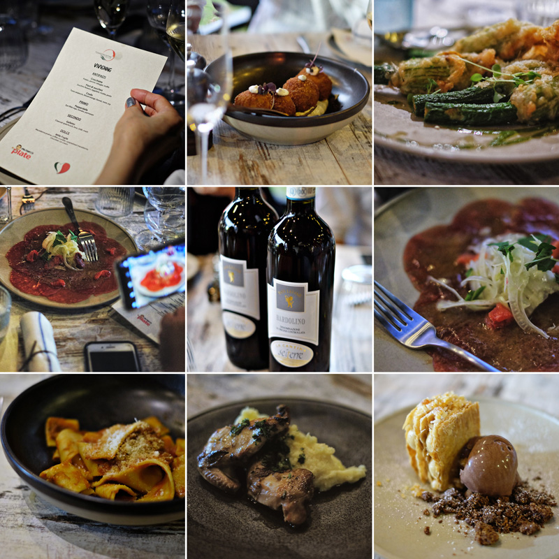 Sydney foodies celebrate Veneto wine preview at DOC Dining, Five Dock.