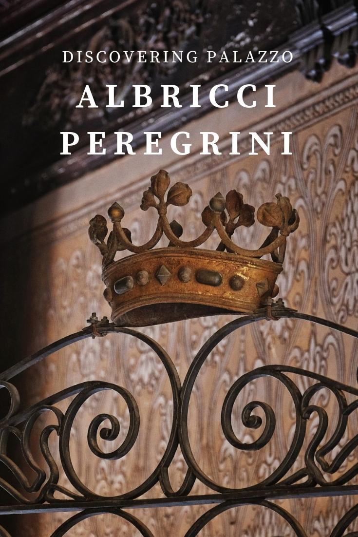 Discovering Palazzo Albricci Peregrini in Como, Italy.