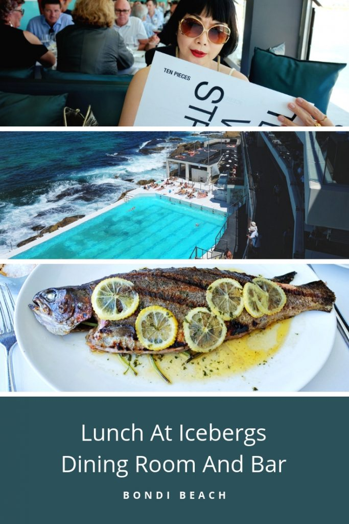 Icebergs Dining Room and Bar food reviews by White Caviar Life.