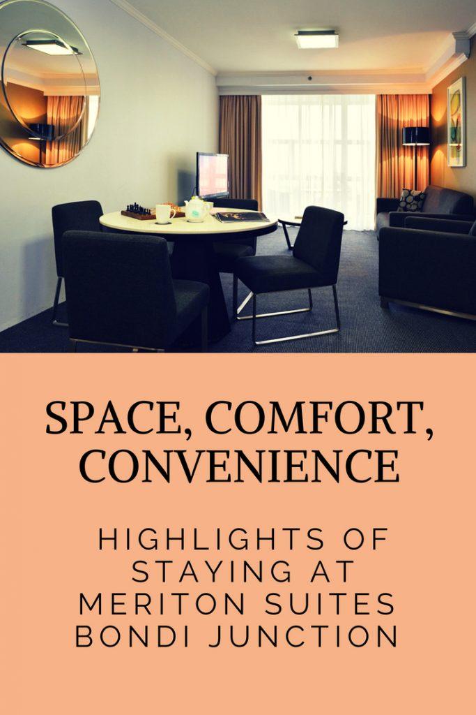 Sydney aparthotel Meriton Suites Bondi Junction reviews.