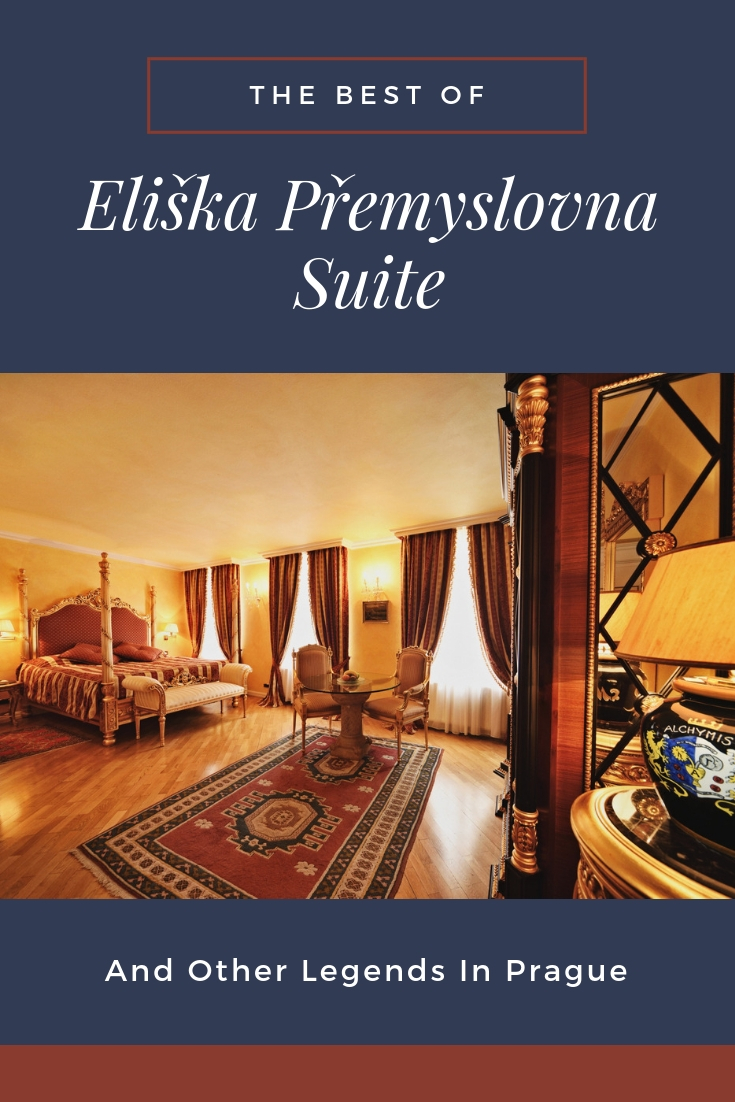 Alchymist Nosticova Palace luxury hotel review by White Caviar Life.