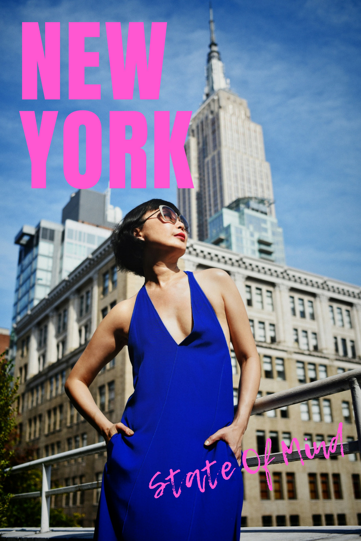 'New York State of Mind' Manhattan fashion shoot by fashion photographer Kent Johnson for White Caviar Life.