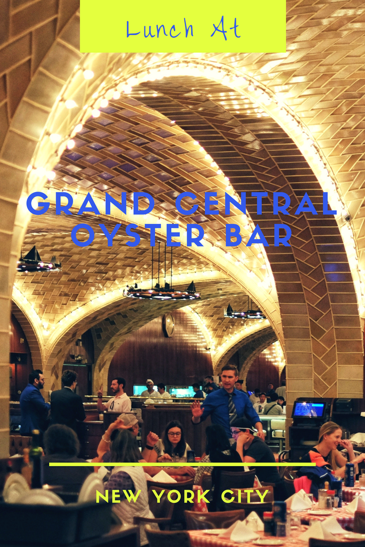 Grand Central Oyster Bar & Restaurant review by White Caviar Life.
