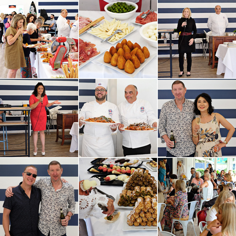 'Ladies on the Green' charity lunch at the Coogee Beach Club.