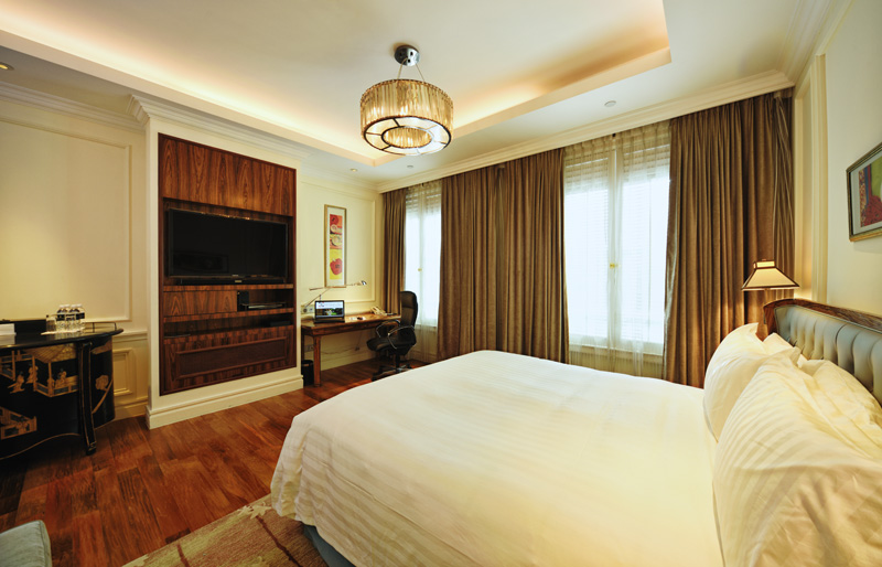 InterContinental Singapore hotel reviews.