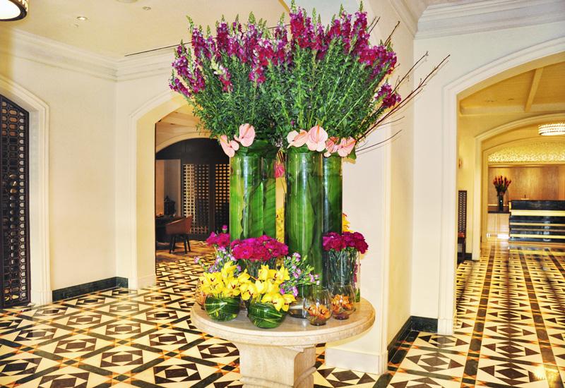 InterContinental Singapore hotel reviews.