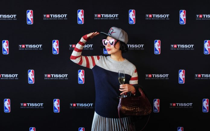Tissot NBA Finals VIP Viewing Party in the Rocks, Sydney