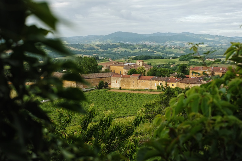 Where is Château de Bagnols and how to get there?