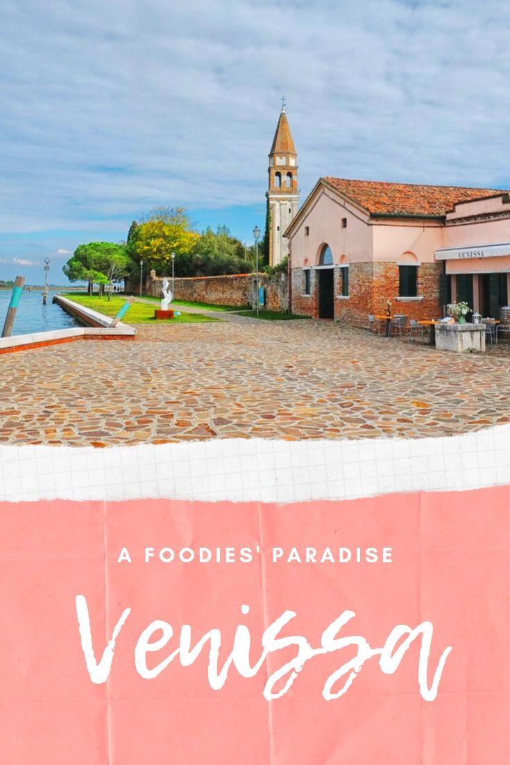 Venissa Wine Resort on Venetian lagoon island Mazzorbo; review by White Caviar Life.