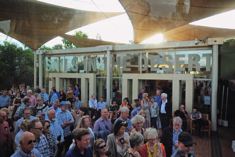 Uluru's Inaugural Opera Gala Under the Outback Stars