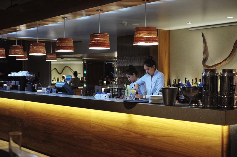 Walpa Lobby Bar food reviews.