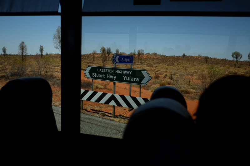 Arriving Red Centre and the Day We Check in to Sails in the Desert.