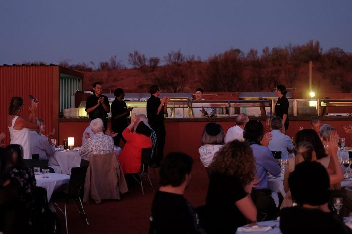 Sounds of Silence Dinner and Tour review.
