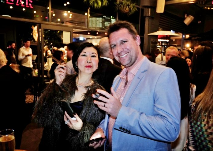 Havana themed Spring Soirée at the Watershed Hotel Darling Harbour.
