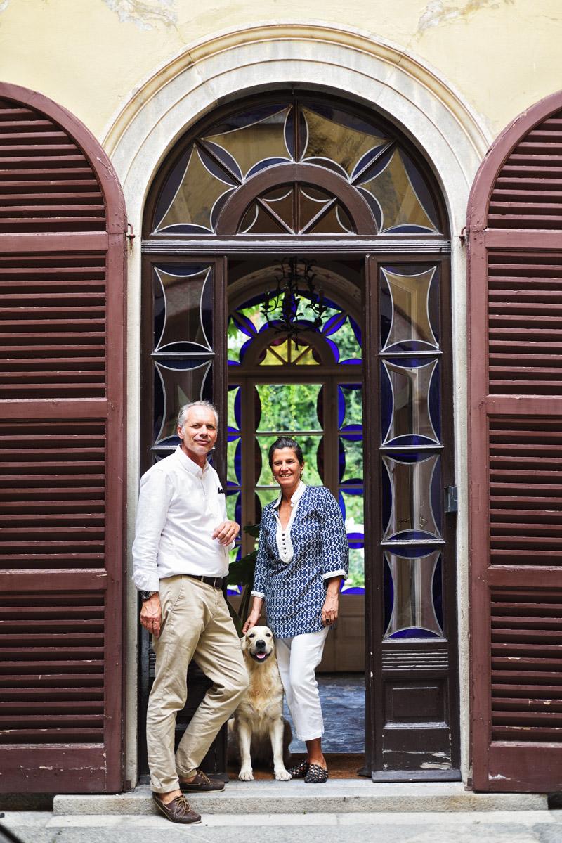 Discovering Palazzo Albricci Peregrini.