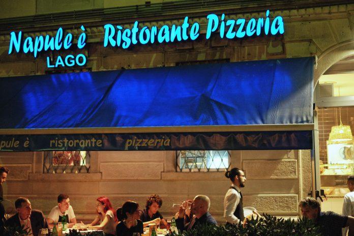 Napule è Lago Ristorante Pizzeria food reviews.