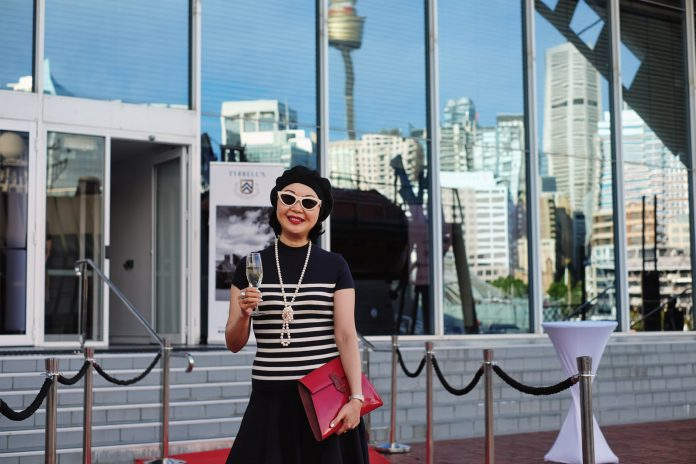 At the Australian National Maritime Museum 'Stellar 2020 Program' Launch.