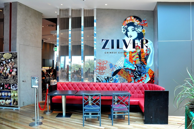 Zilver Chinese restaurant at Westfield Bondi Junction. Food review by White Caviar Life.