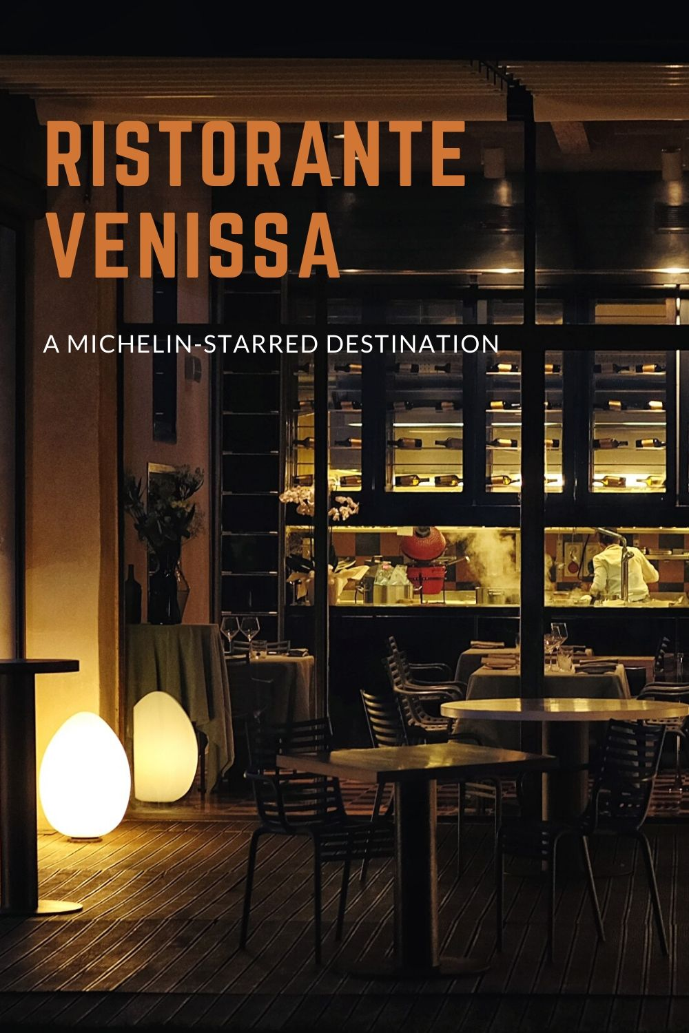 Ristorante Venissa - A Michelin-Starred Destination; food review by White Caviar Life.