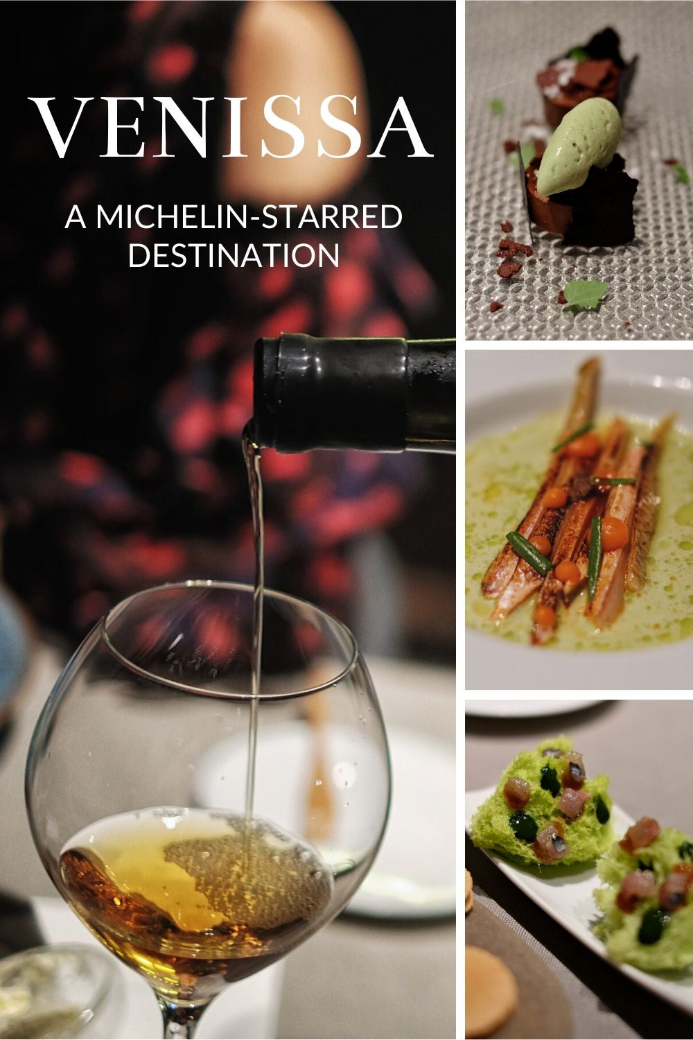 Ristorante Venissa - A Michelin-Starred Destination. Review by White Caviar Life.