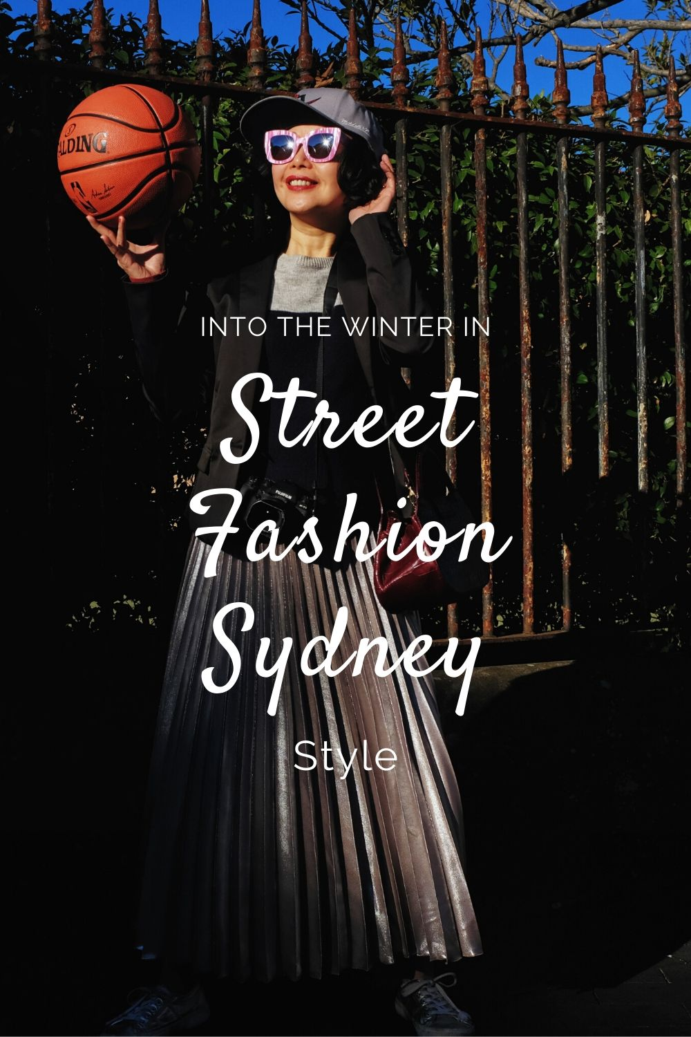 Into the Winter in Street Fashion Sydney Style. Photoshoot by Kent Johnson for White Caviar Life.
