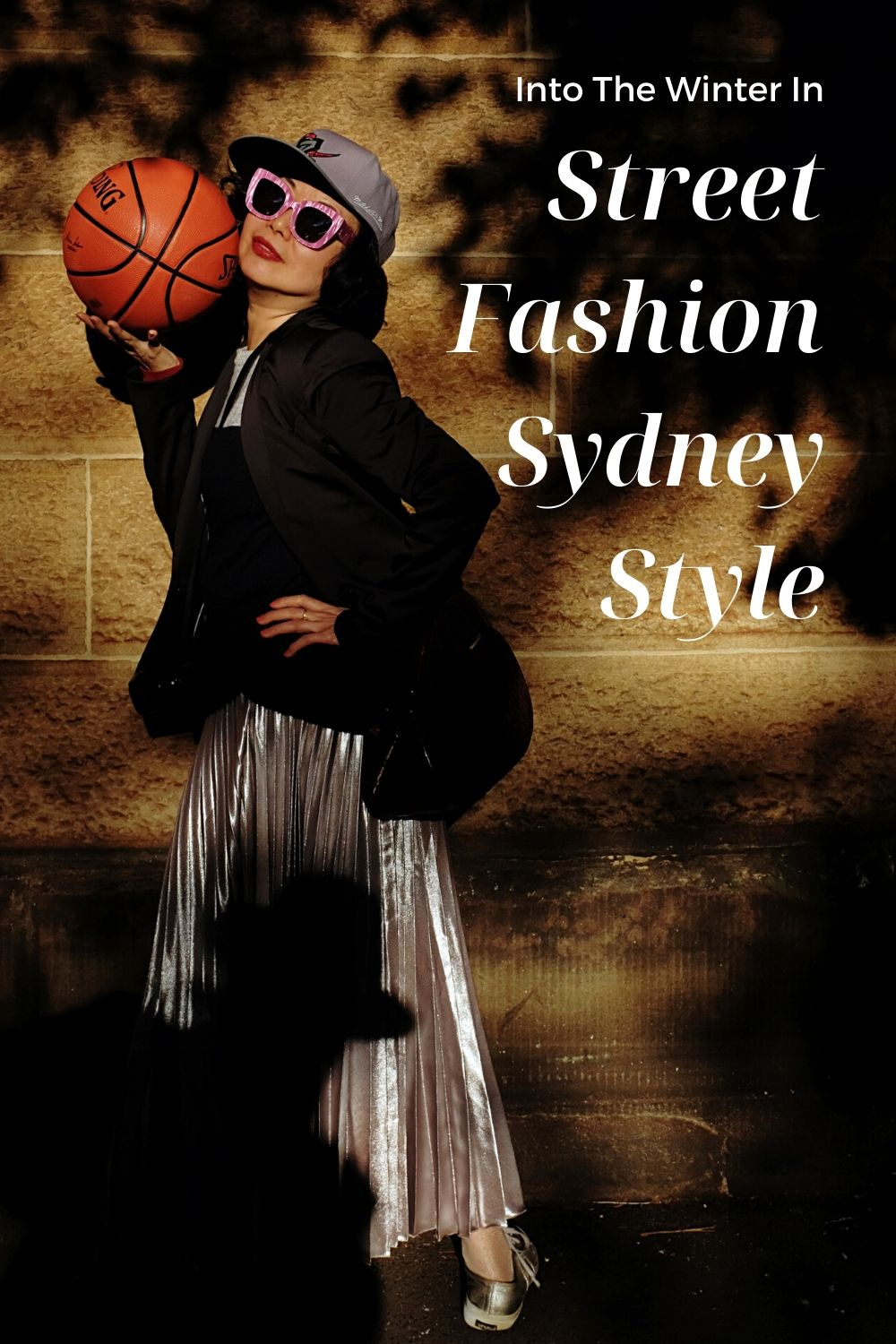 Into the Winter in Street Fashion Sydney Style. Portraits by Kent Johnson for White Caviar Life.