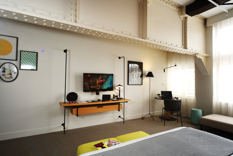 Ovolo Hotel Woolloomooloo reviews by White Caviar Life.