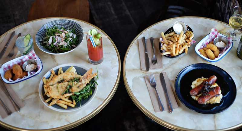 The Taphouse, Darlinghurst, reviews by White Caviar Life.