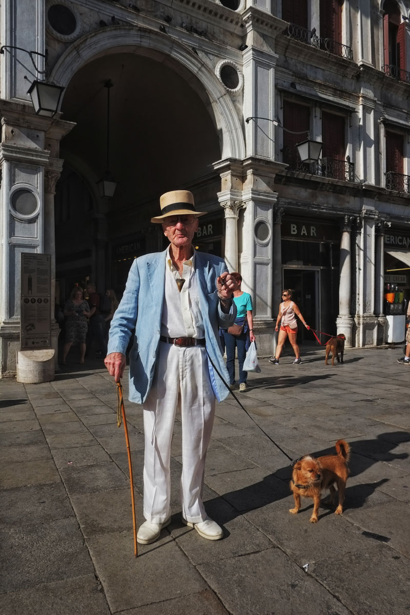 Venice travel story by White Caviar Life. Street Fashion Venice by Kent Johnson.